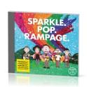 """""""Sparkle. Pop. Rampage"""" CD - Rend Co. Kids"""