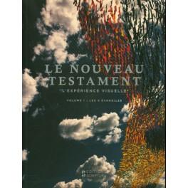 """""""Nouveau testament, l'expérience visuelle, tome 1, les évangiles"""""""