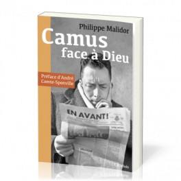 """""""Camus face à Dieu"""" par Philippe Malidor"""