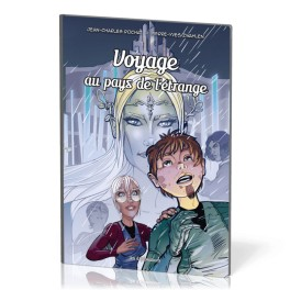 """""""Voyage au pays de l'étrange BD - Les Explorateurs Tome 7"""" par Pierre-Yves Zwahlen et Jean-Charles Rochat"""