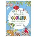 """""""Mettez de la couleur dans votre monde ! 32 pages de coloriages autour de la foi"""" par Marcel Flier"""