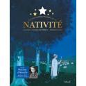 """""""La merveilleuse histoire de la Nativité"""" livre + CD - par Laetitia Tremolet de Villers et Christel Espié"""