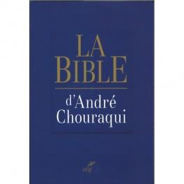 """Bible d'André Chouraqui"""