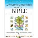 """""""Activités manuelles autour de la Bible""""  par  Gillian Chapman - Leena Lane"""