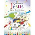 """""""L'histoire de Jésus - Livre de coloriage"""" par  Krizstina Kallai Nagy et De Bethan James"""