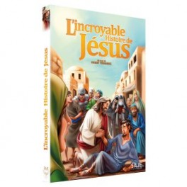 """""""L'incroyable histoire de Jésus"""" par Robert Fernandez"""