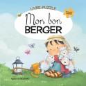 """""""Mon bon berger - Livre puzzle"""" par Agnès De Bézenac"""