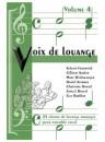 """""""Voix de louange - Vol. 4"""" Recueil et partitions"""