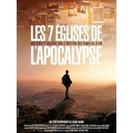 """""""Les 7 Églises de l'Apocalypse -Une enquête majeure sur le mystère des temps de la fin / coffret Digipak luxe"""" DVD"""