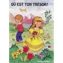 """""""Où est ton trésor?"""" par Samuel et Hélène Grandjean"""