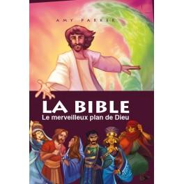 """""""La Bible - Le merveilleux plan de Dieu"""" par Amy Parker"""