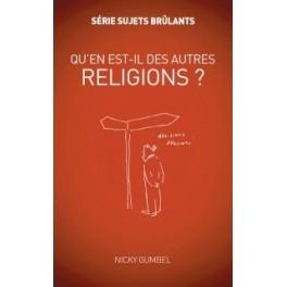 """""""Qu'en est-il des autres religions ? - Série sujets brûlants"""" par Nicky Gumbel"""