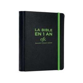"""""""La Bible en 1 an, version français courrant"""""""
