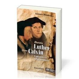 """""""Martin Luther et Jean Clavin - contraste et ressemblances - Dossier Vivre No 29"""" par Jacques Blandenier"""