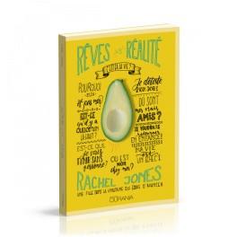 """""""Rêves vs réalité  C'est ça la vie"""" par Rachel Jones"""