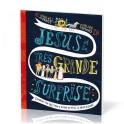 """""""Jésus et la très grande surprise"""" par Catalina Echeverri"""
