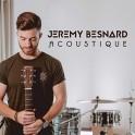 """""""Acoustique"""" CD - Jérémy Bsnard"""