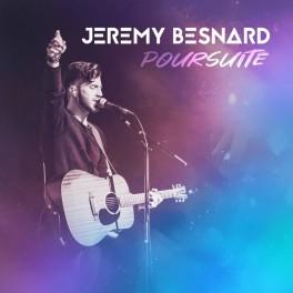 """""""Poursuite"""" CD - Jérémy Besnard"""