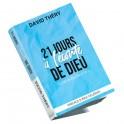 """""""21 jours à l'écoute de Dieu"""" par David Théry"""