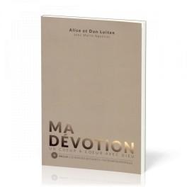 """""""Ma dévotion - un coeur à coeur avec Dieu + inclus : CD-Room"""" par Alice et Dan Luiten"""