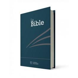 """""""Bible Segond 21 compacte - couverture rigide skivertex bleu nuit (papier spécial)"""")"""