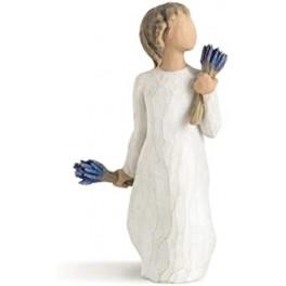 """""""Figurine Lavender Grace"""" par Lordi Suzan"""