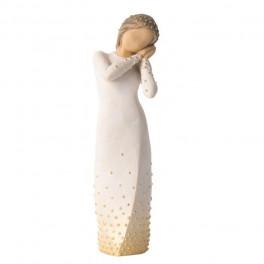 """""""Figurine Wishing"""" par Lordi Suzan"""
