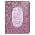 """""""Fourre de bible similicuir, violette, large 0759830240864"""" par Cedis"""